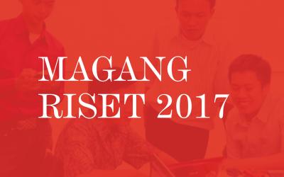 Magang Riset Nano Center Indonesia