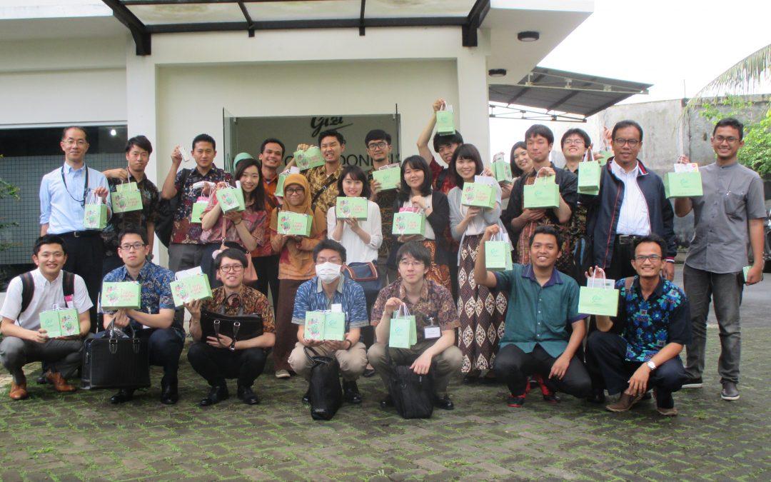 Kunjungan Rombongan Teijin Limited Jepang