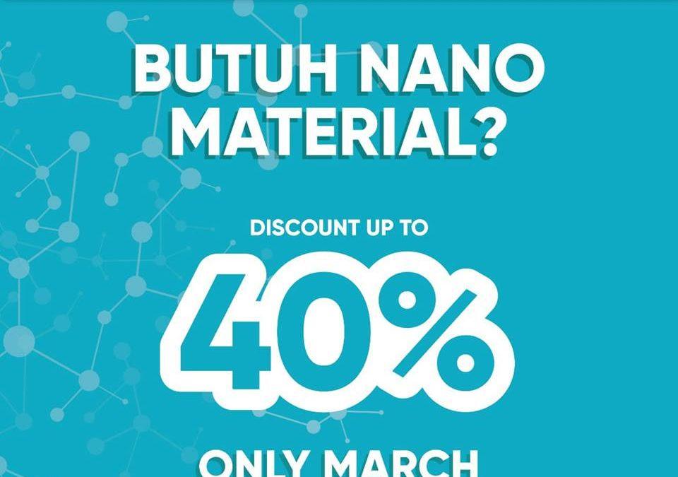 Nanostore Solusi Nano Material