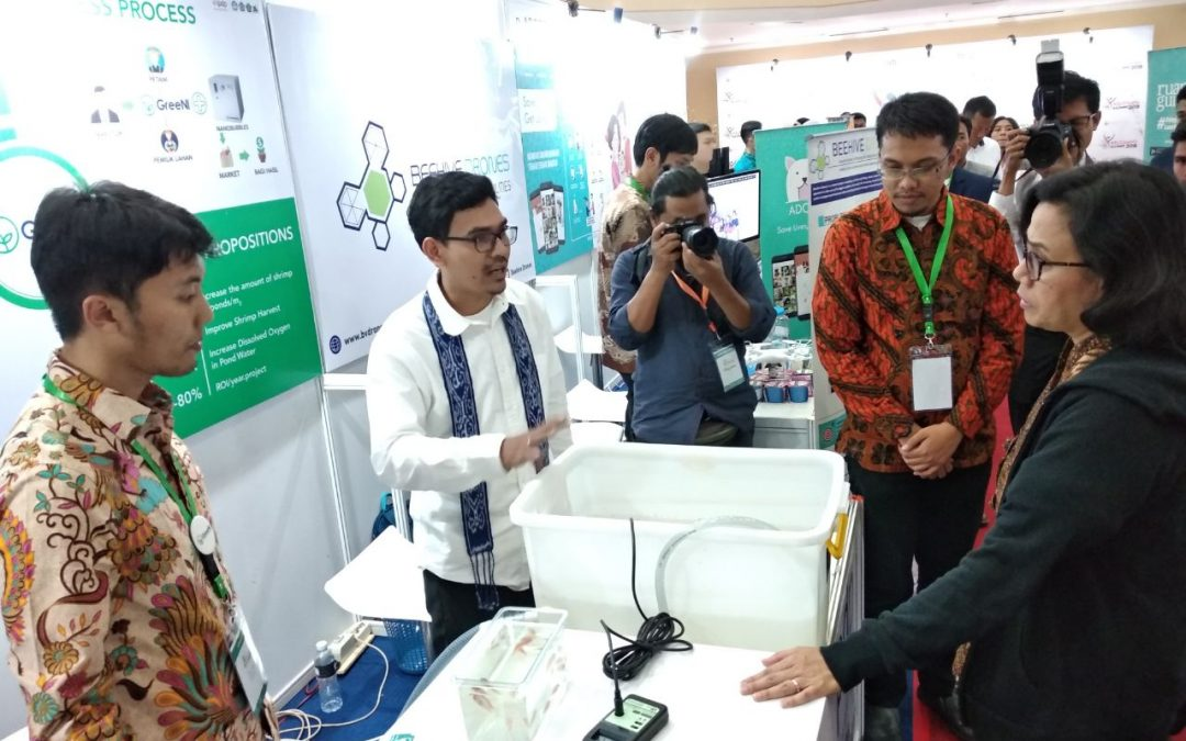 Teknologi Nanobubble di LPDP Summit