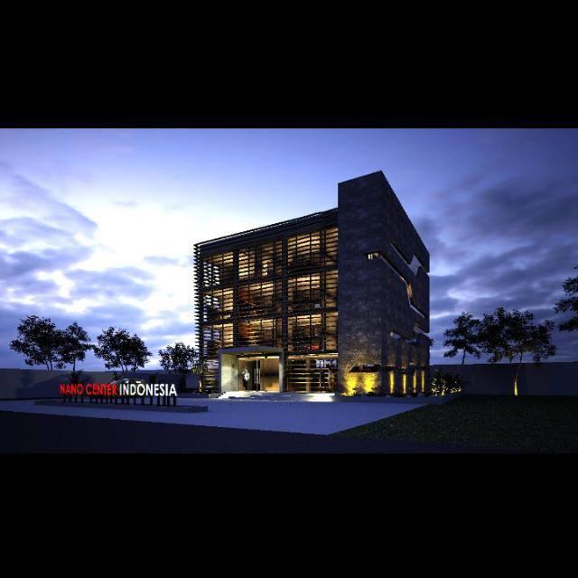 Progrees Pembangunan Gedung Nano Center