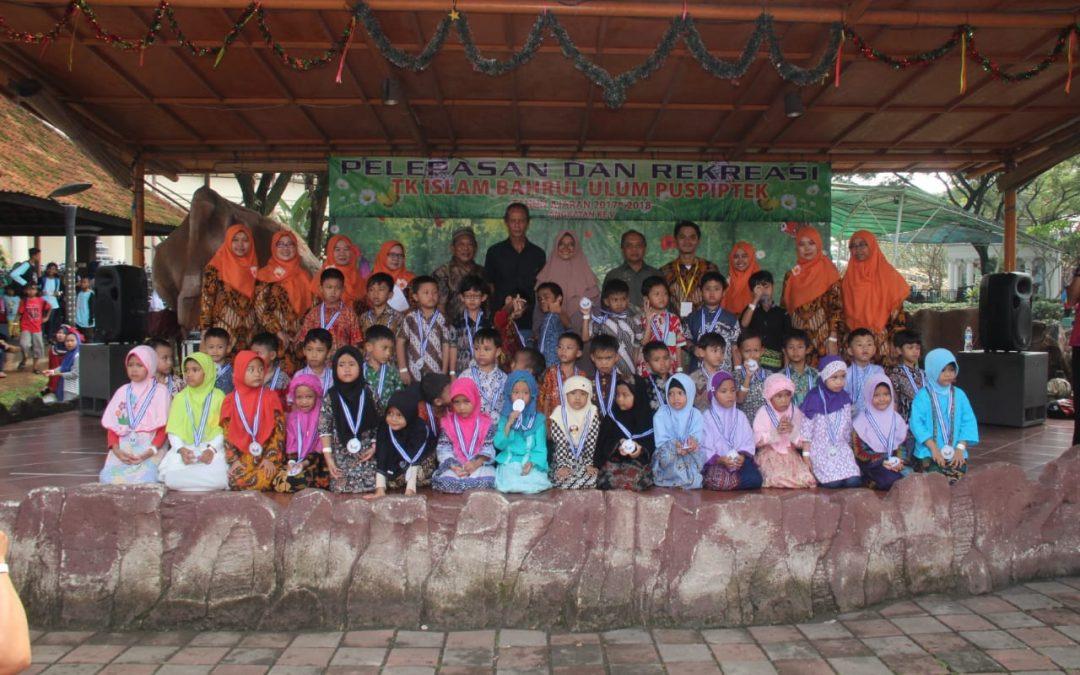 Pelepasan dan Rekreasi TK Bahrul Ulum