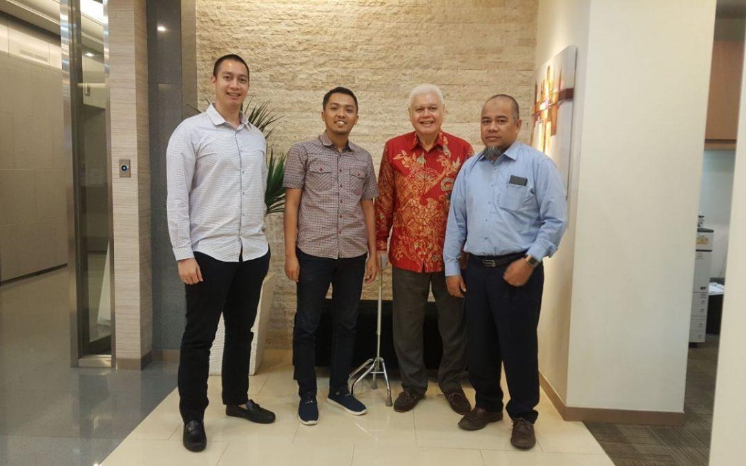 Nano Center Indonesia Bangun Kerjasama dengan WHITA