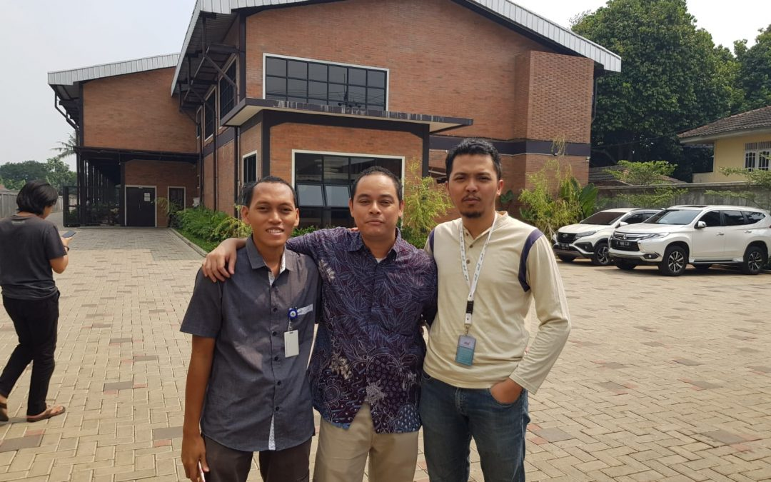 Kunjungan Tim Nanotech Indonesia Ke PT. Afra Insan Amanah