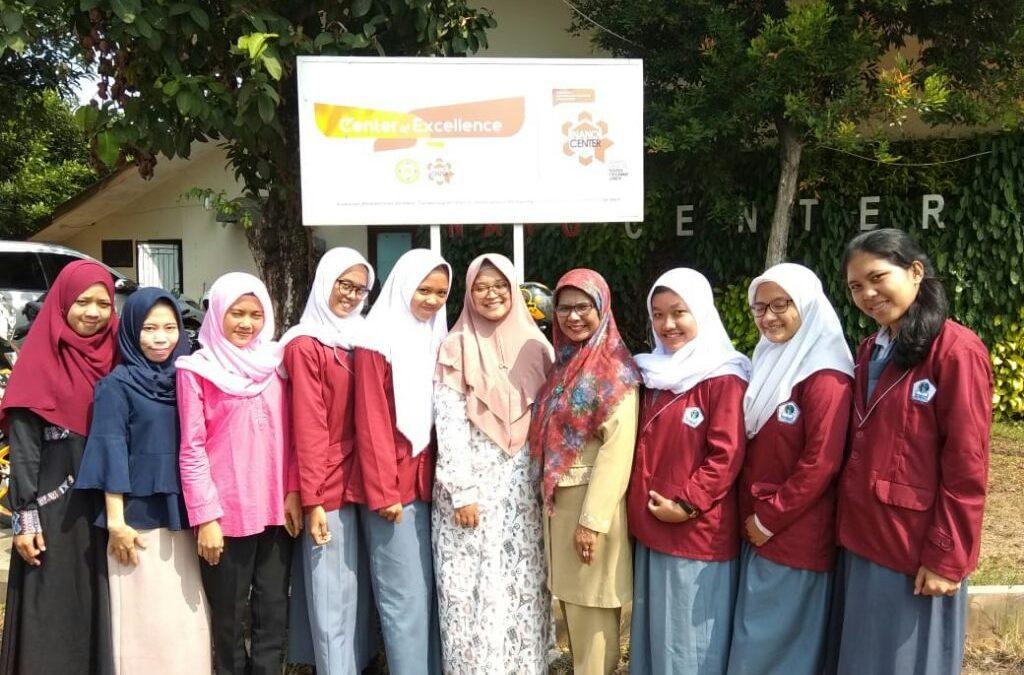 Program Magang SMK di Nano Center