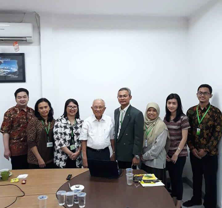 PT Kalbe Farma Jajaki Kerjasama Produk Nanoteknologi Dengan Nanotech Indonesia
