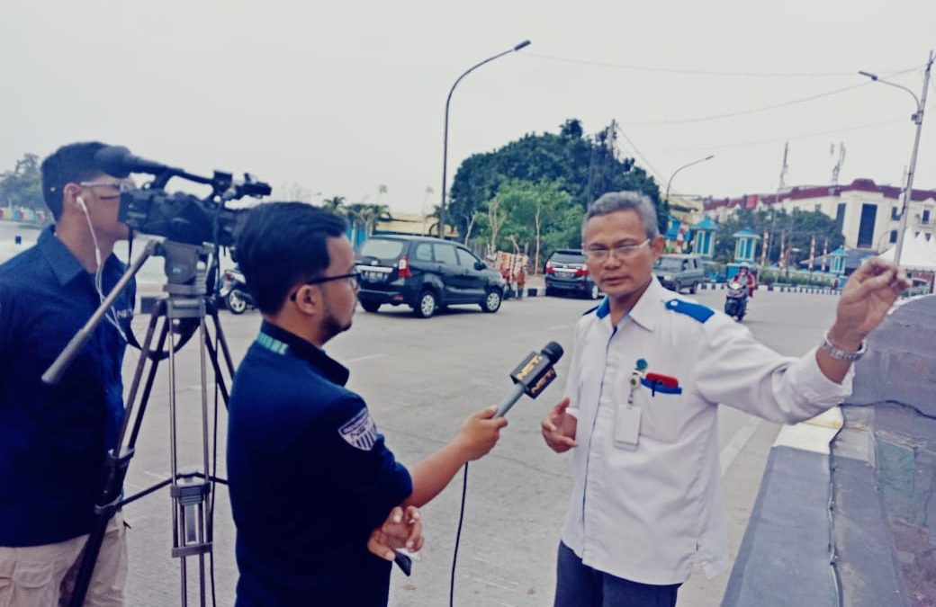 Pakar Nanoteknologi Prof. Nurul Taufiqu Rochman Jelaskan Teknologi Nanobubble  pada Kali Item Jakarta