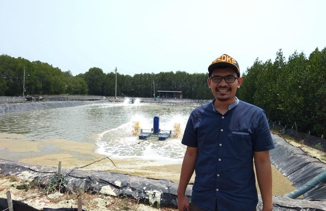 Implementasi Awal Nano Bubble Pada Budidaya Udang Vaname di BAPPL