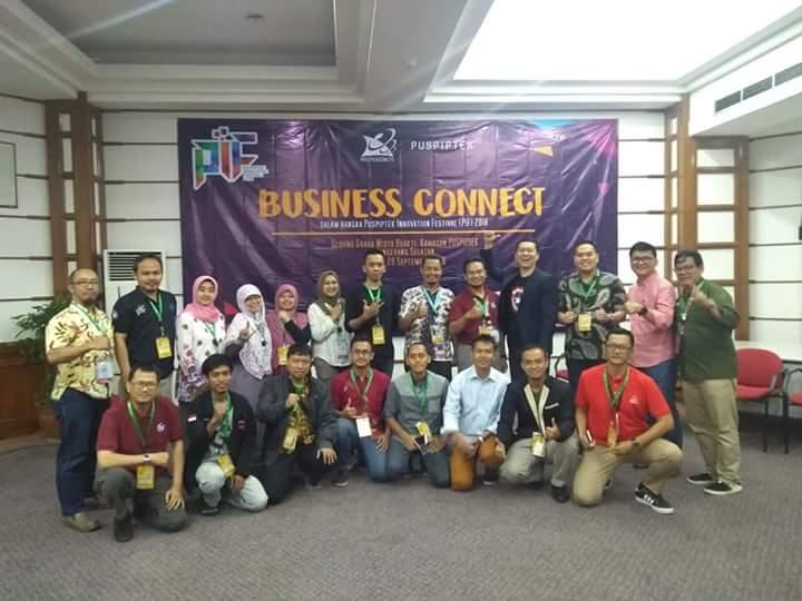 PT Nanotech Herbal Indonesia Perluas Pasar Melalui Business Connect di Pekan Inovasi Puspiptek 2018