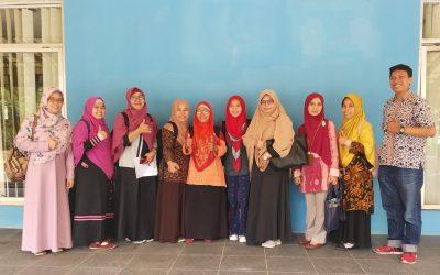 Kunjungan Teknik Kimia Universitas Muhammadiyah Jakarta (UMJ) Ke Nano Center Indonesia