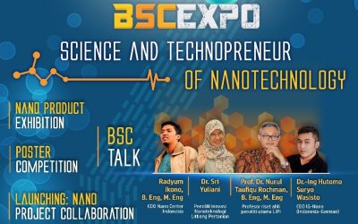 BSC Expo: Science and Technopreneur of Nanotechnology