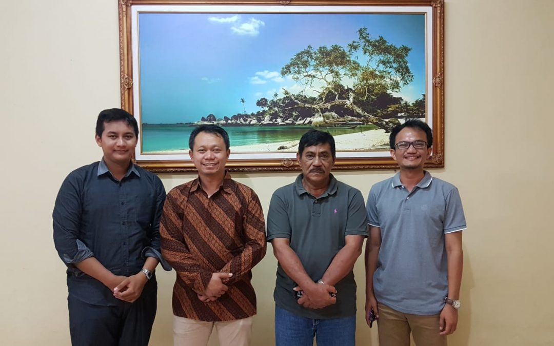 Nano  Center Indonesia Support Program Pembangunan di Belitung