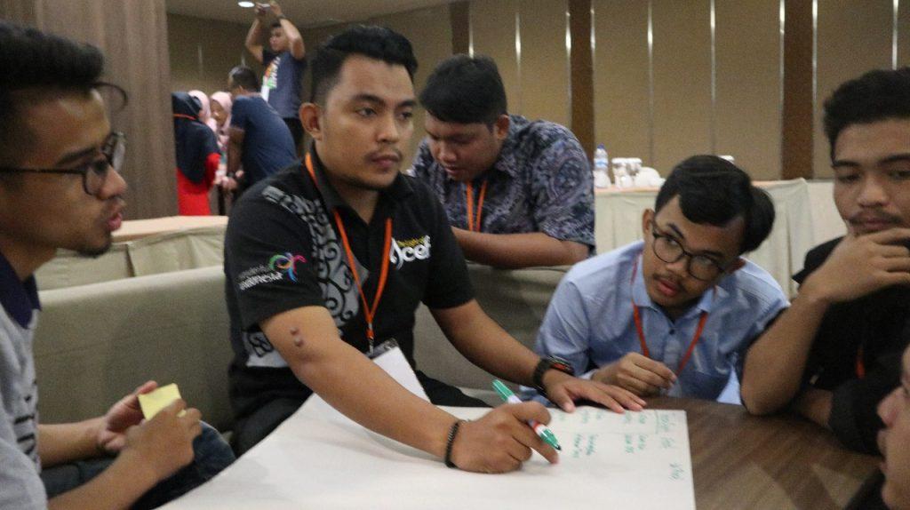 CEO Nano Center Dorong Putra Daerah Berfikir Kritis pada PDM Academy