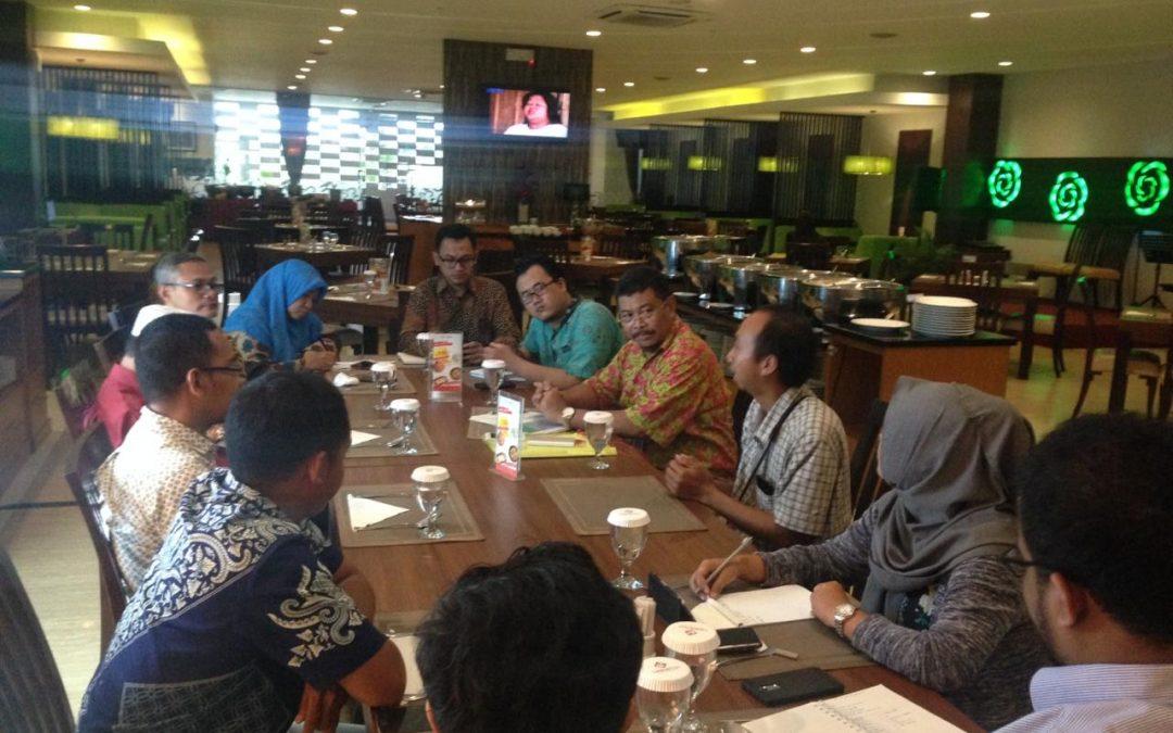 Nano Center Dukung Pengembangan Pangan Alternatif Pasca Bencana di Lombok