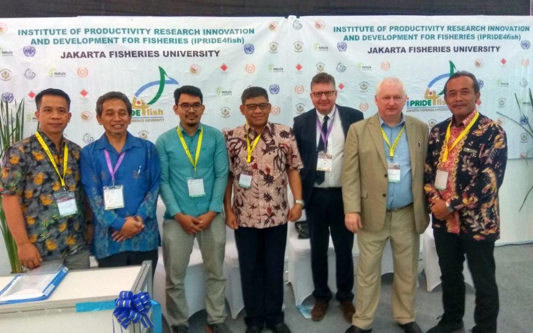 Fishaurus Kerjasama Implementasi Nanobubble di Sekolah Tinggi Perikanan