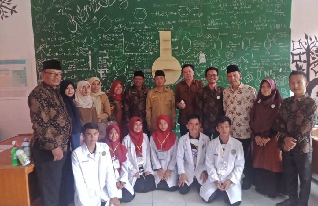 CEO Nano Center Indonesia Meriahkan Pentagon Expo di SMAN 10 Petagon Kaur