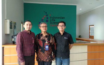 Kunjungan LiMa Ventura ke PT Nanotech Natura Indonesia