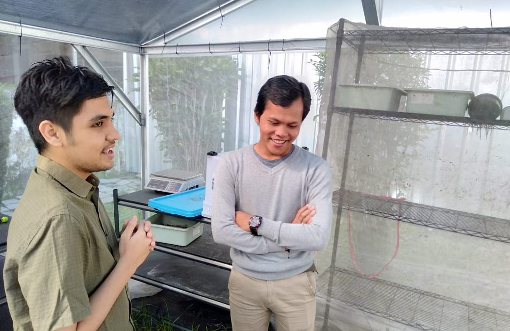 Fishaurus Jajaki Kerjasama Pengembangan Pakan Ikan Dengan Biorefinery Society