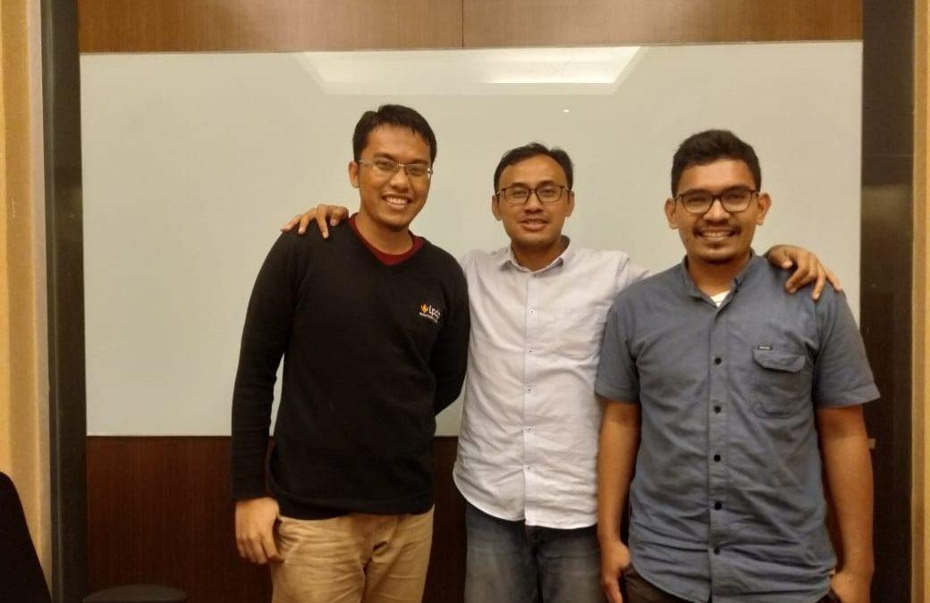 Fishaurus Jajaki Kerjasama Program CSR dengan Semut Nusantara