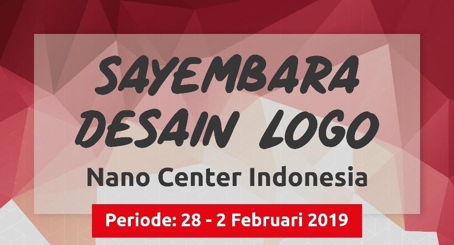 """Sayembara Desain Logo """" Nano Center Indonesia"""" Total Hadiah 2 Juta Rupiah"""
