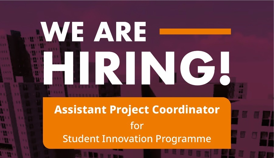 Assistant Project Coordinator for Student Innovation Programme