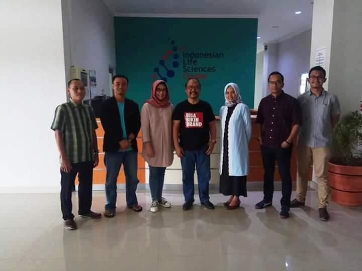 Kunjungan Pakar Branding Ke PT Nanotech Herbal Indonesia