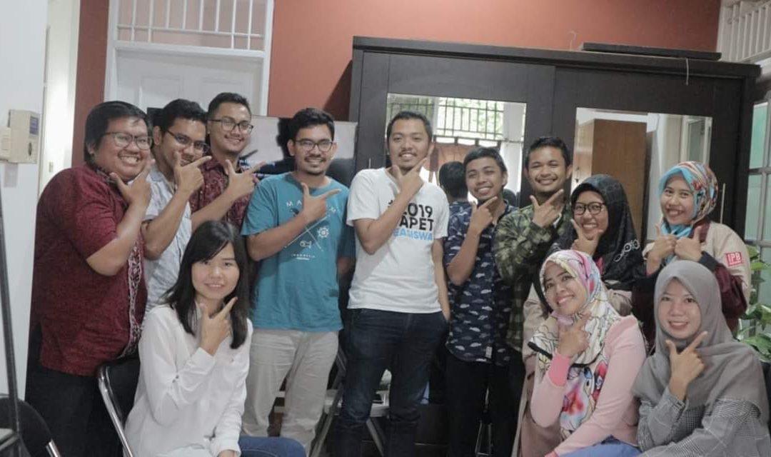 Nano Center Indonesia Kolaborasi Mentoring Bisnis Dengan Forum Wacana IPB