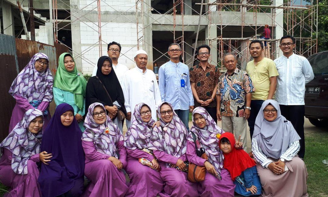Rapat Bersama Pengurus TK Bahrul Ulum dengan Yayasan Puslit Nano