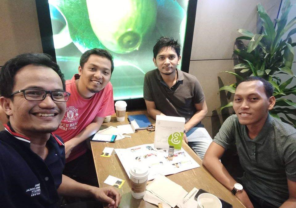 Nano Center Diskusi dan Jajaki Kerjasama E Commerce dengan Startup Malaysia Avana