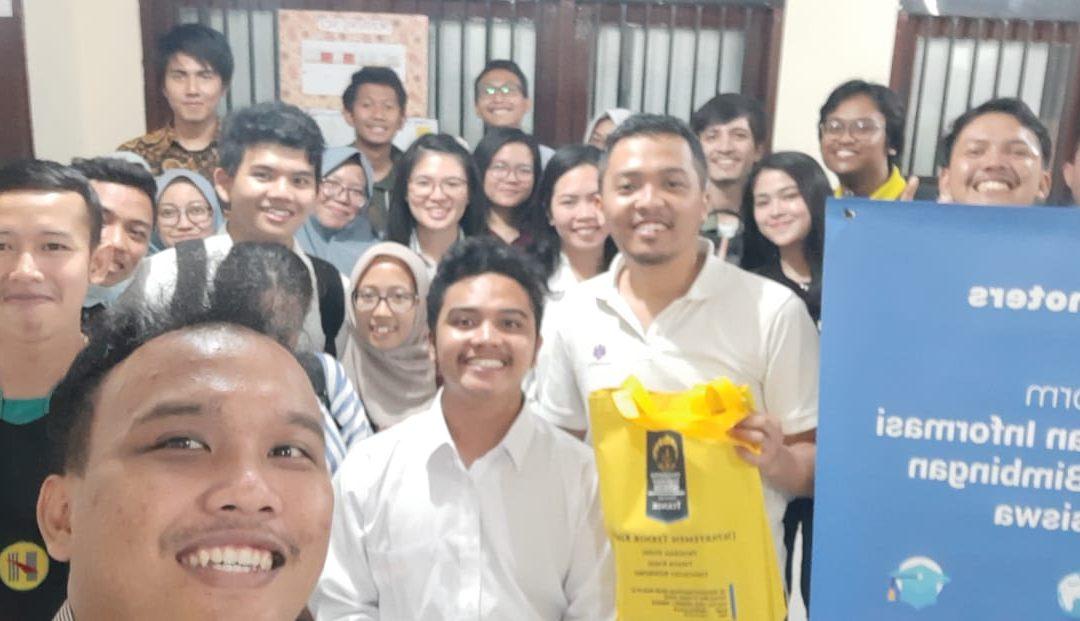 Kunjungan Mahasiswa Teknik Kimia UI ke Nano Center Indonesia