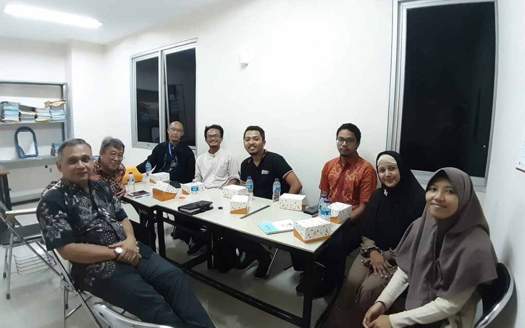 Nano Center Indonesia Perkuat Kerjasama Inovasi Dengan Univeritas Pamulang