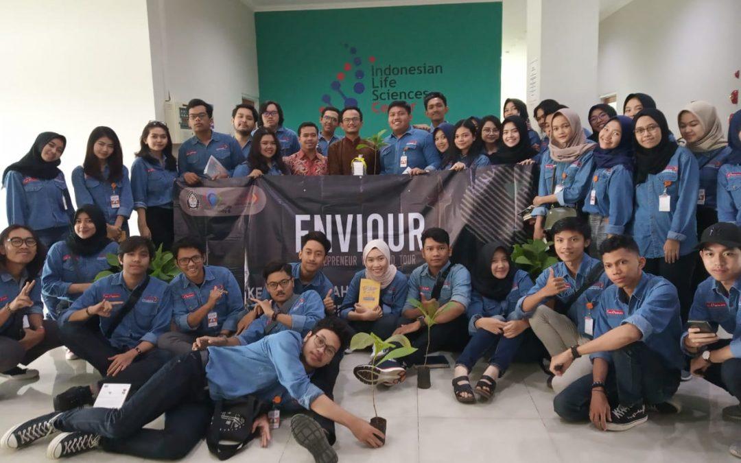 Nano Center Terima Kunjungan dari Kelompok Mahasiswa Wirausaha Universitas Diponegoro