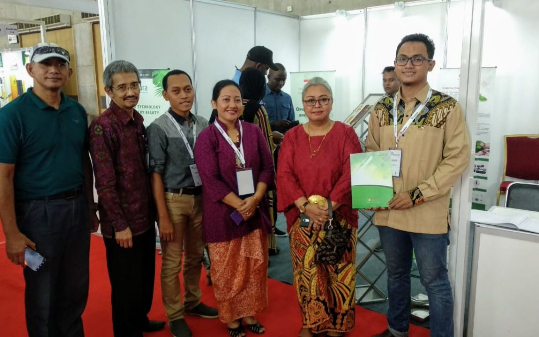 Nanotech Grup Berpartisipasi dalam Indonesia Fair 2019 di Bangladesh