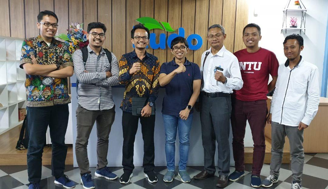 Nanobubble.id Lakukan Mentoring Bisnis Bersama CEO Kudo Grab