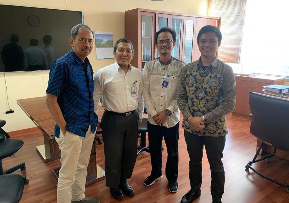 Nano Center Bersama Schoters Jajaki Kerjsama dengan Yayasan Pendidikan dan Kesejahteraan PLN