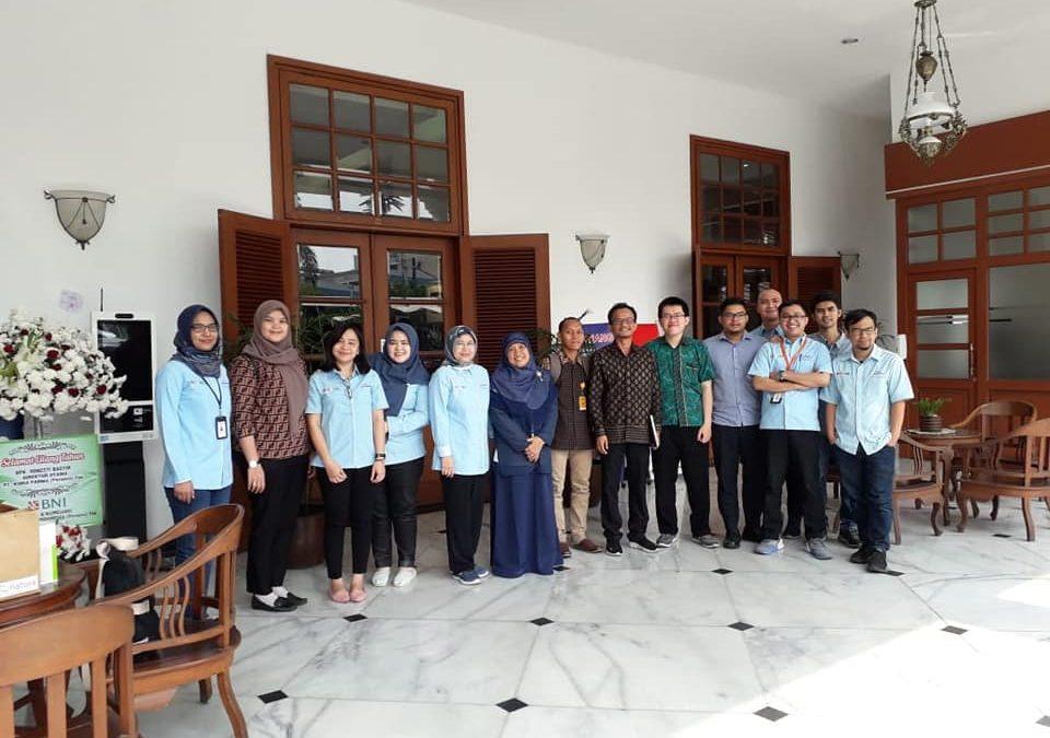 PT Kimia Farma Tbk Jajaki Kerjasama Produk Nanoteknologi dengan Nanotech Indonesia