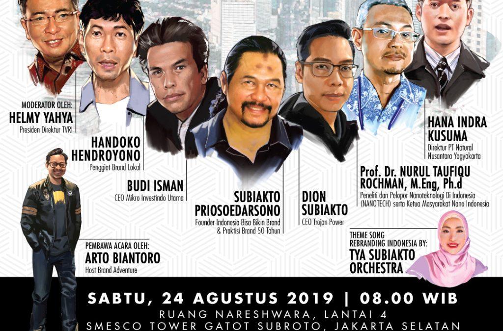 Gerakan Rebranding Indonesia