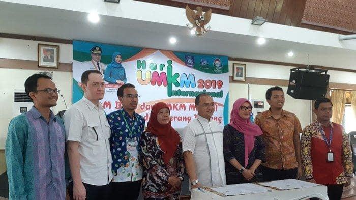 Nano Center Bersama Schoters Dukung Program Pengembangan UMKM di Bangka Belitung
