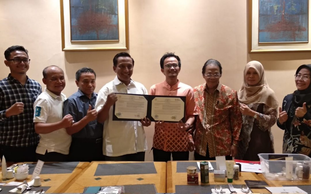 Nano Center Jalin Kerjasama dengan Universitas Negeri Surabaya