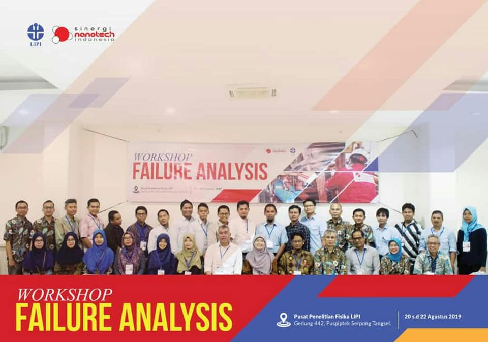 Sinergi Nanotech Adakan Workshop Failure Analysis