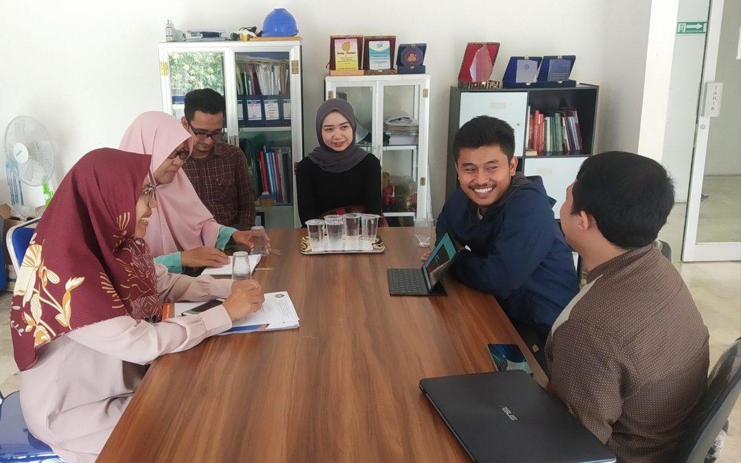 Kunjungan Teknik Mesin Politeknik Negeri Semarang ke Nano Center Indonesia