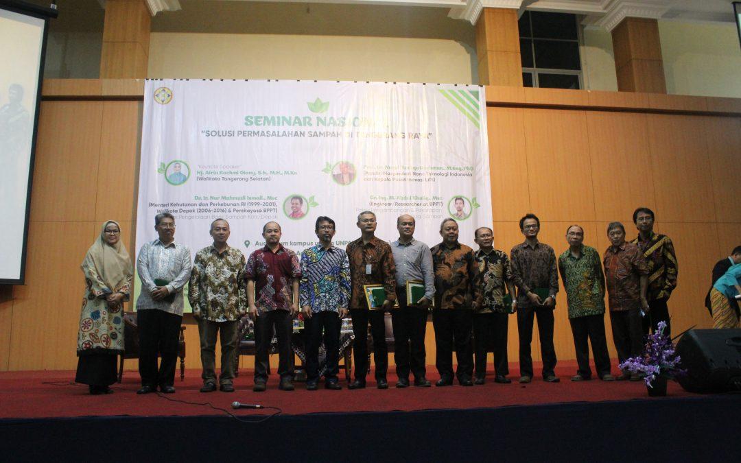 Seminar Teknik Industri Univeristas Pamulang