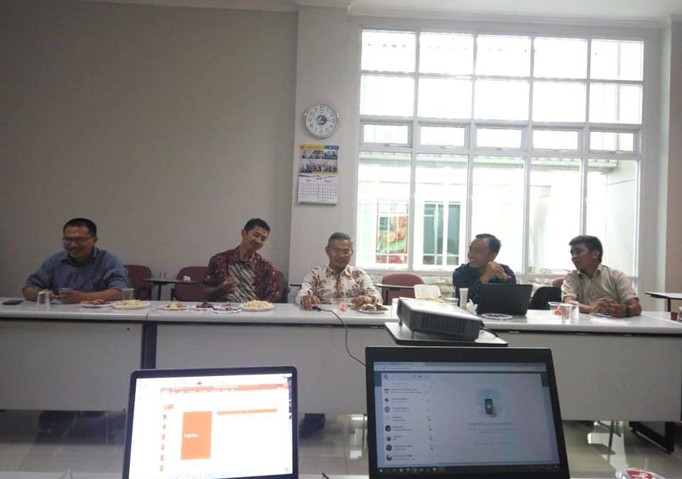 Rapat Koordinasi Bulan Agustus Nanotech Grup