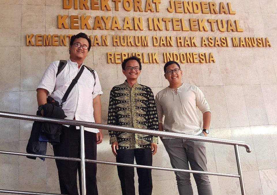 Nano Center Indonesia Jajaki Kerjasama dengan Dirjen HKI untuk Membangun Unit HKI Mandiri