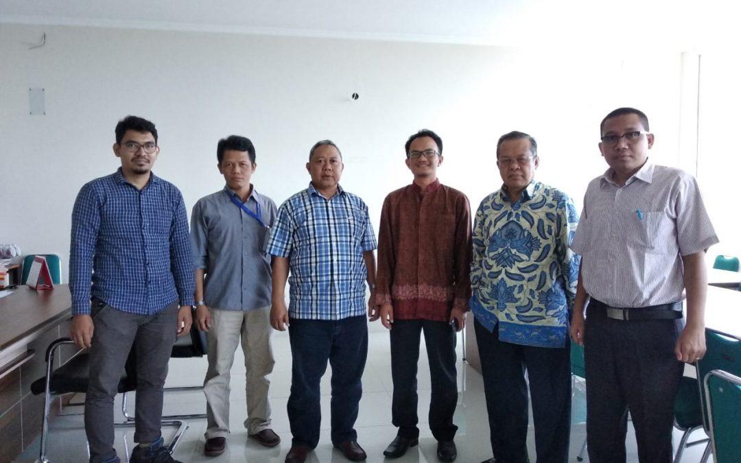 Nano Center Indonesia Terus Perkuat Kerjasama Inovasi Dengan Univeritas Pamulang
