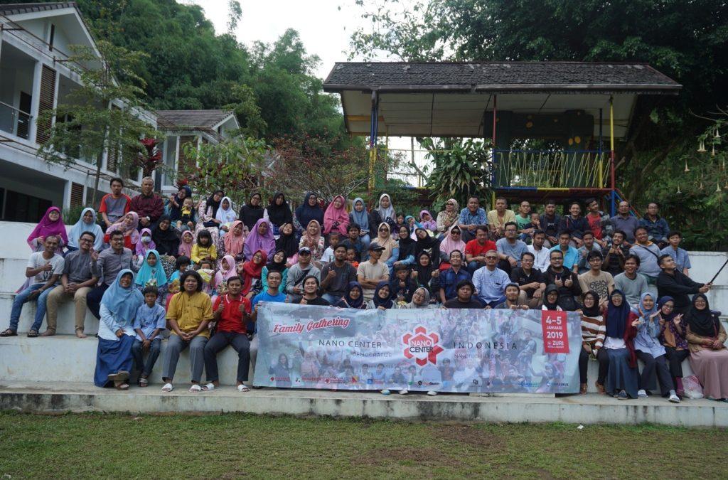Family Gathering Keluarga Besar Nano Center Indonesia
