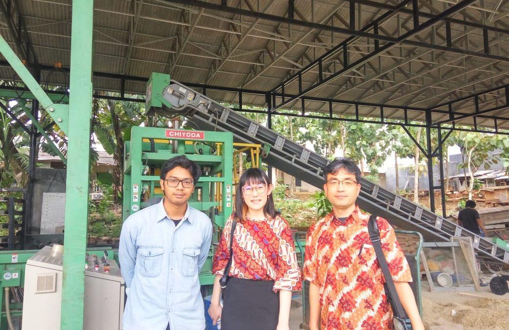 PT Graha Nanotech Indonesia Terima Kunjungan dari JFE Steel Corporation