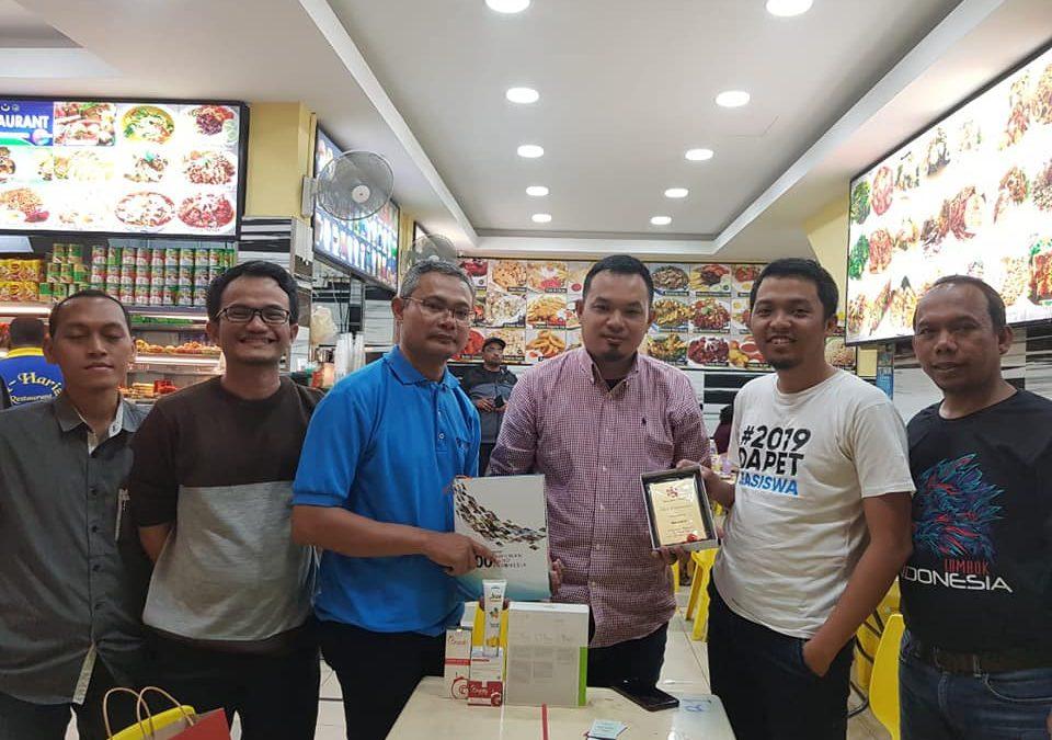 "Venture Capitalist Asal Singapura ""Rekanext"" Siap Kolaborasi dengan Nano Center Indonesia"