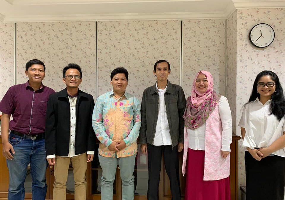 Nanoedu Diskusi Mengenai Pendidikan dengan Direktorat PSMP Kemendikbud