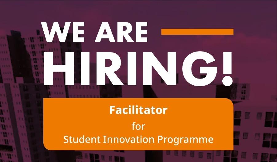 Facilitator for Student Innovation Programme